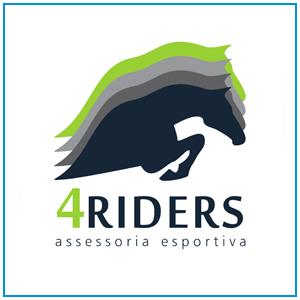 Logo para assessoria esportiva equestre