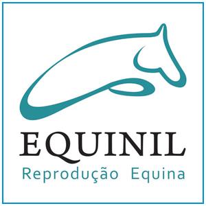 Logo para o médico veterinário Nilson Ribas, especializado em Reprodução equina de Curitiba - PR.