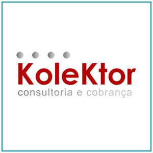 Logo Kolektor, empresa de consultoria e cobrança localizada em Curitiba - PR