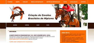 Haras Adal - criação de cavalos BH