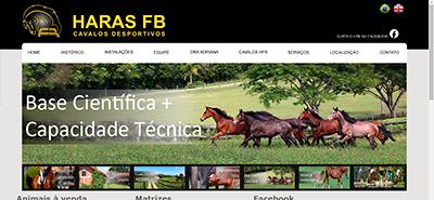 Haras FB - criação de cavalos BH