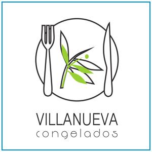 Logo para Villanueva, empresa que produz comidas congeladas. Curitiba - PR.